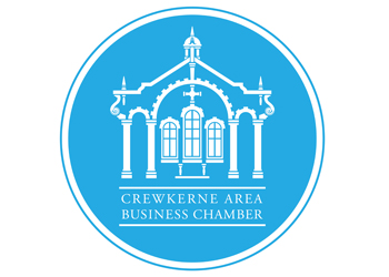 CREWKERNE CHAMBER LOGO BY THEORY UNIT LOGO & WEBSITE DESIGN IN SHERBORNE & YEOVIL