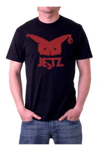 Jetz Logo on T-Shirt by Theory Unit Graphic Design